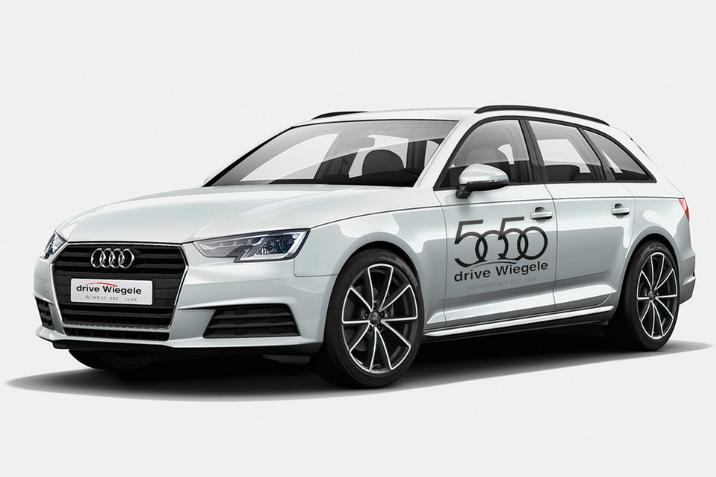 50 Jahre Audi