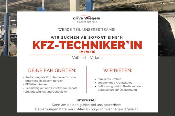 KFZ-Techniker